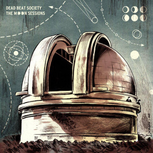 Deat Beat Society Moon Sessions EP